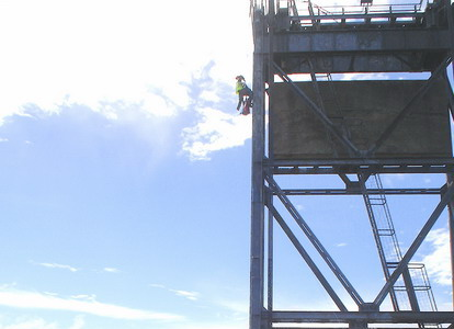 Vibration Testing Harwood Bridge in Northern NSW