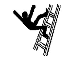 Ladder Use in Window Cleaning